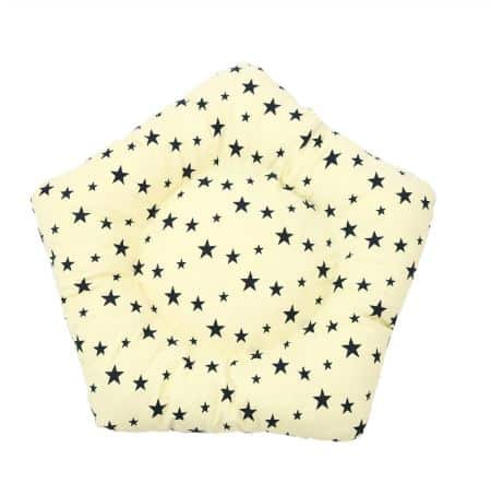 BED TENT TEEPEE STARS MAT1