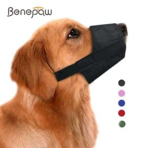 Benepaw Adjustable Anti biting Barking Muzzles For Dogs 7 Sizes Durable Small Medium Large Dog Mouth 640x640