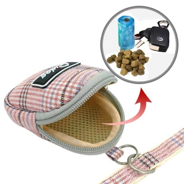 Soft Pet Dog Harnesses Vest No Pull Adjustable Chihuahua Puppy Cat Harness Leash Set For Small 2